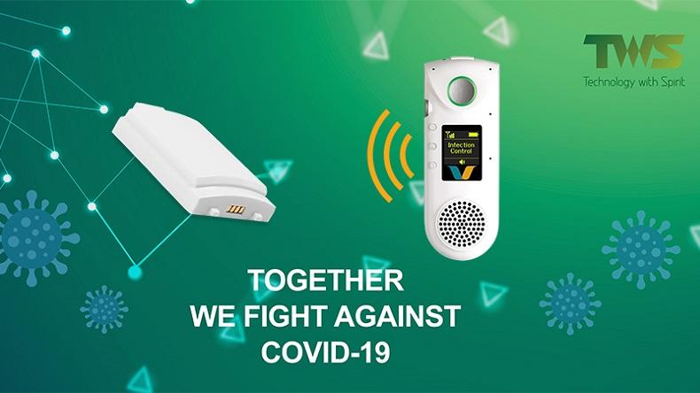 Gemeinsam kämpfen wir gegen COVID-19